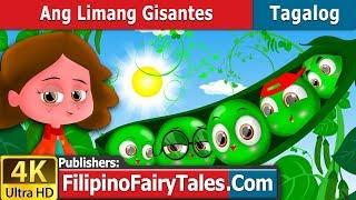 Video Ang Limang Gisantes | Kwentong Pambata | Mga Kwentong Pambata | Filipino Fairy Tales MP3, 3GP, MP4, WEBM, AVI, FLV September 2019