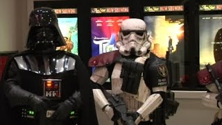 The 501st Legion Collecting Donations