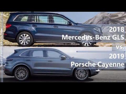 2018 Mercedes GLS vs 2019 Porsche Cayenne (technical comparison)