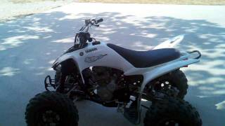 5. My new 2010 Yamaha Raptor 250