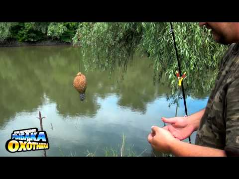 видео о рыбалки на карася видео