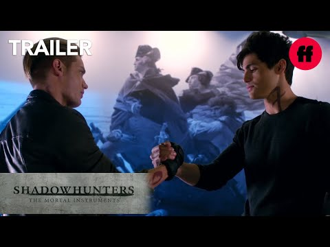 Shadowhunters Season 2 (Promo 'Parabatai')