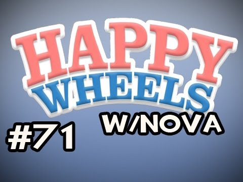 Happy Wheels w/Nova Ep.71 - The Map That Trolls Video