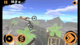 Trial Xtreme 2 SE Xperia Play YouTube video