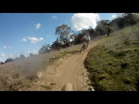 GoPro Footage From SCA Mountain Biking Camp Jindabyne