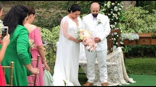 Video LOTLOT De Leon & FADI El Soury WEDDING at El JARDIN de ZAIDA! MP3, 3GP, MP4, WEBM, AVI, FLV Januari 2019