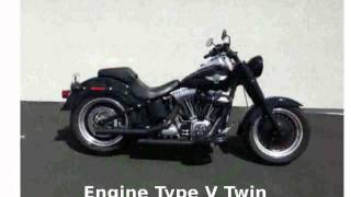1. 2010 Harley-Davidson Softail Fat Boy - Info and Specification