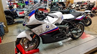 10. Cool New BMW K1300S!! - Our Son, Fred G Sanford!   TheSmoaks Vlog_437