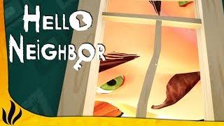 Hello Neighbor FR: Let's Play par Dr_Horse. Le jeu est désormais en BETA 3 ! Voyons un peu les nouveautés qu'elle apporte !