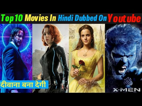 Top 10 Hollywood Hindi Dubbed Movies Available Now Youtube || Filmytalks || John Wick all chapter ||