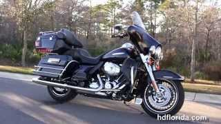 1. Used 2012 Harley Davidson Electra Glide Ultra Limited Motorcycles for sale