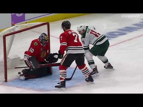 Video: Minnesota Wild vs Chicago Blackhawks | NHL | NOV-18-2018 | 19:00 EST
