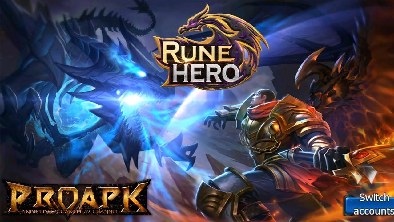 Rune Hero