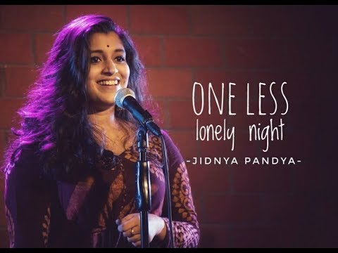 'One Less Lonely Night'- Jidnya Pandya | Spill Poetry | Spoken Word