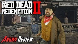 Red Dead Redemption 2 Angry Review
