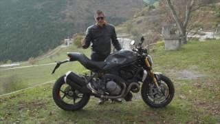 8. 2017 Ducati Monster 1200S