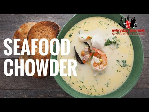 Tefal Seafood Chowder | Everyday Gourmet S6 E69