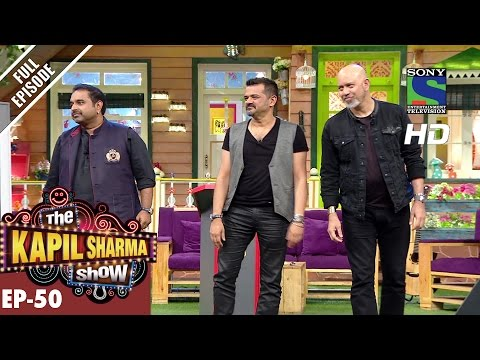 The Kapil Sharma Show - दी कपिल शर्मा शो–Ep-50–Shankar,Ehsaan & Loy in Kapil's Show–9th Oct 2016