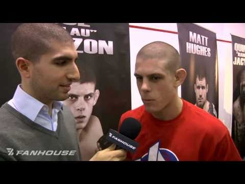 Joe Lauzon Leaning Towards Saying No to George Sotiropoulos Fight Gear