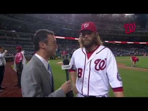 Might Have A Reason To Like The Nationals - Or At Least Jayson Werth