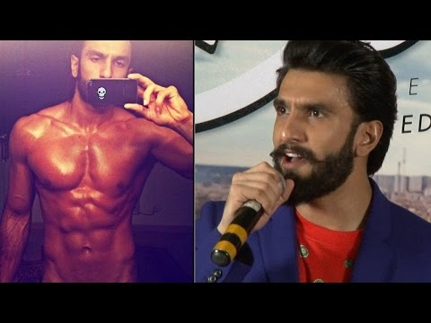 Ranveer Singh happy to go FULL NUDE | Shocking Interview