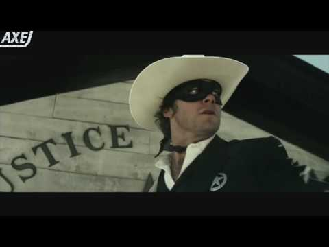 Civi HA - 'The Lone Ranger Final Train Scene'HD 1080p