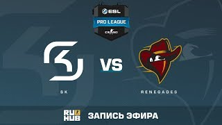 SK vs Renegades - ESL Pro League S6 NA - de_mirage [sleepsomewhile]
