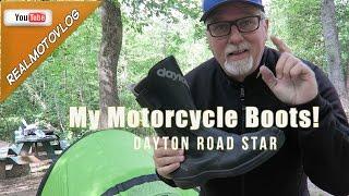 6. Daytona Road Star Motorcycle Boots!