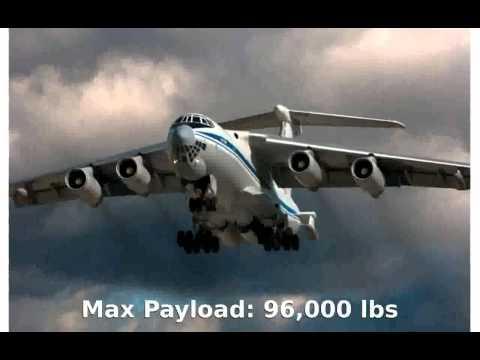 Ilyushin Il-78(M)2  Military  Jet...