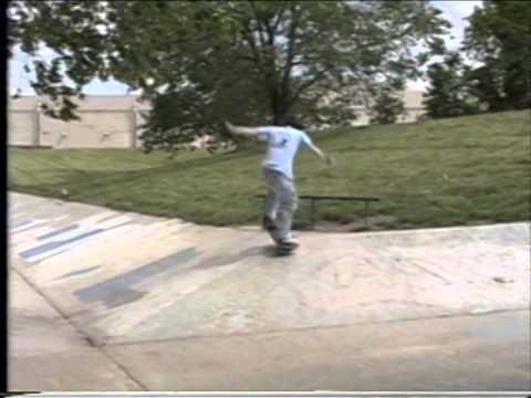 Me skating Springfield around 1999