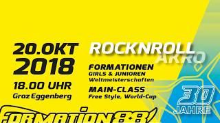 Video World Championship Rock'n'Roll Graz MP3, 3GP, MP4, WEBM, AVI, FLV Oktober 2018
