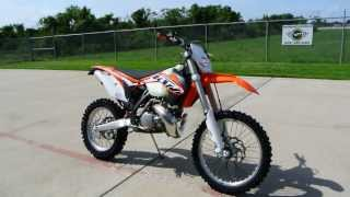 3. 2014 KTM 250 XC-W  Overview  For Sale  $8,299