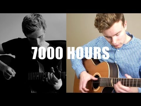 MY 7 YEAR (7000 HOURS) GUITAR PROGRESS