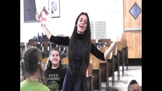 """Video PS22 Chorus """"Say Something"""" for Fifth Harmony (by AGBW) MP3, 3GP, MP4, WEBM, AVI, FLV November 2018"""