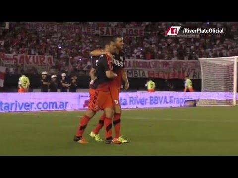 River 4 vs. Quilmes 1 (segundo gol de Rodrigo Mora)