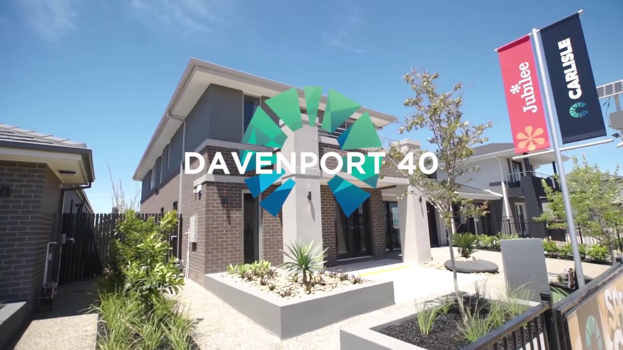 Feature Home: - Davenport 40