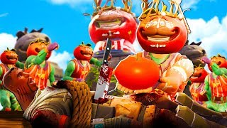 WHY MUST YOU PRAY TO TOMATOHEAD - Fortnite Battle Royale