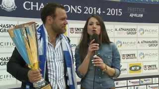 Fiesta - Champion 2014-2015
