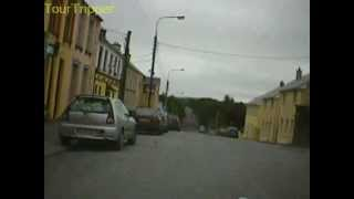 Car drive from Tarbert Co. Kerry to Listowel co. Kerry, Republic of Ireland....http://www.vidireland.com