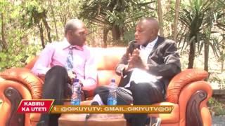 Gikuyu T.V -Maina Njenga, Denied Jubilee Ticket.