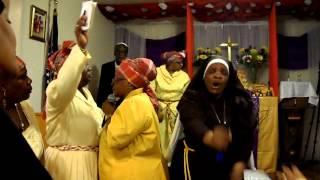 Video St. Mary's Spiritual Church 7th Annual All Nations Fellowship Service 2/18/2013 #8 MP3, 3GP, MP4, WEBM, AVI, FLV Desember 2017