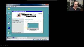 Installing Windows 2000 - Part 2 of 2 - CompTIA A+ 220-701: 3.3