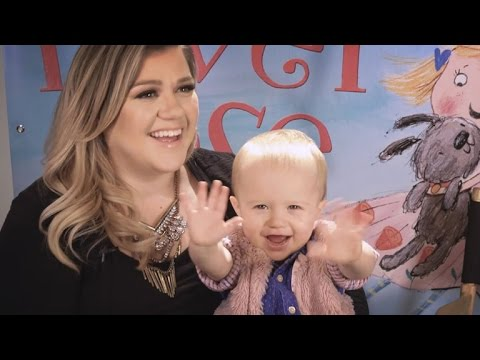 Kelly Clarkson Is A Children's Book Author!