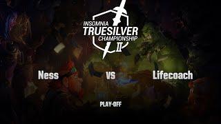 Lifecoach vs Ness, game 1