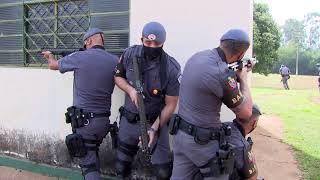 Bauru agora tem Batalhão de Ações Especiais  da Polícia Militar