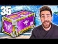 35 NEW ZEPHYR ROCKET LEAGUE CRATE OPENING!