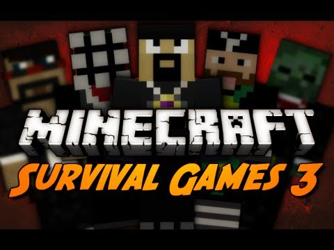 Minecraft: The Survival Games 3 - AntVenom POV