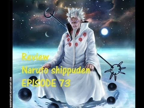 NARUTO SHIPPUDEN 73 review