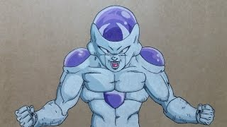 Box: 3,5 x 5,5 cmSorry for the delay!, but here it is, speed drawing of Frieza final form, hope you like guys!Votation for next drawing!Please leave a comment with one of these characters options,  you will see the winning character in the next video A) Itachi UchihaB) Broly Legendary Super SaiyajinC) Goku SSJ 3*SUBSCRIBE!!: https://goo.gl/7rRQe5  * Facebook page:  https://www.facebook.com/Aivanesp-Art-905838372838070/?fref=ts