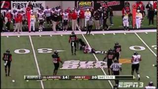 Ladarius Green vs Arkansas State 2011